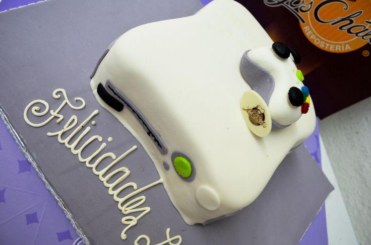 Pastel de Xbox