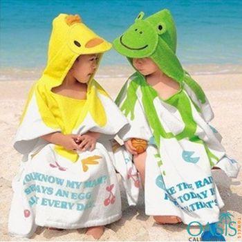 Kids Colourful Beach Towels Wholesale