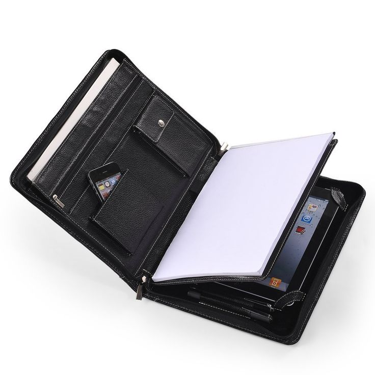 15 best Ipad images on Pinterest Leather briefcase, Leather - resume holder