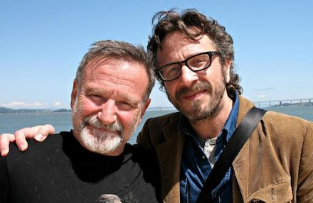 Marc Maron: The Interview With Robin Williams That Changed My Life