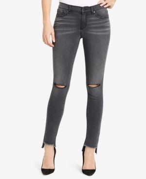 William Rast Perfect Skinny Jeans - Gray 25
