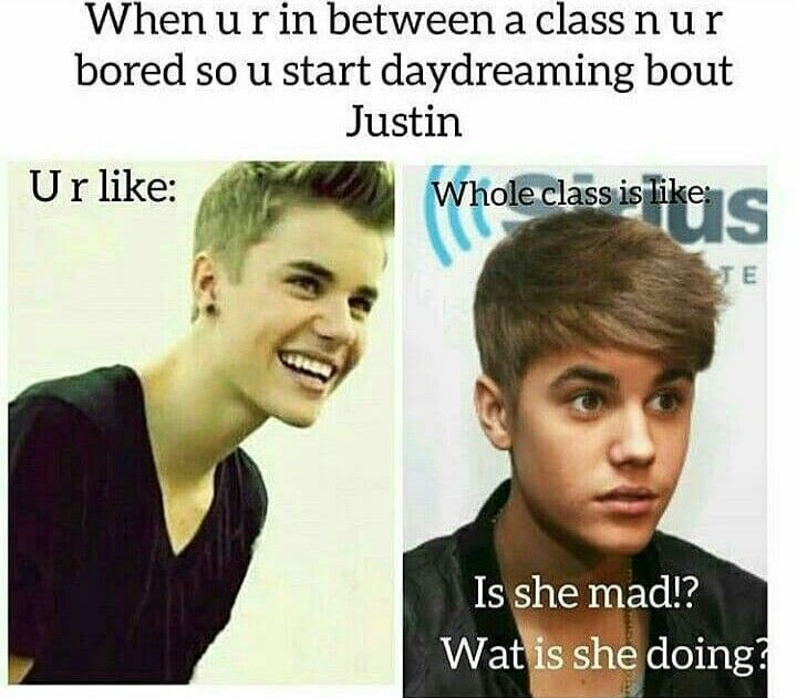 I Don T Care About The Whole World When I M Thinking About Him Justin Bieber Funny Justin Bieber Facts Justin Bieber Pictures