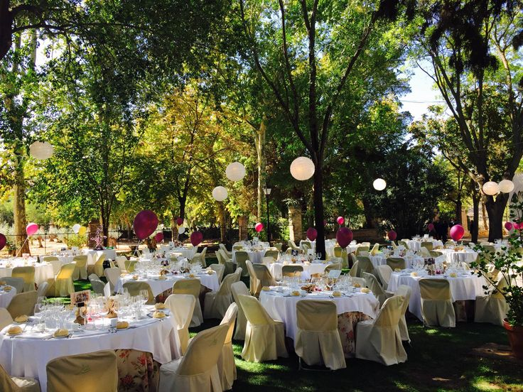 17 mejores ideas sobre decoraciones comida al aire libre en pinterest decoraciones de fiesta - Decoracion para bodas al aire libre ...
