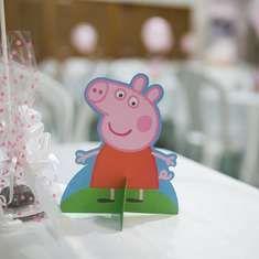 Clarisse's 2nd birthday - Peppa Pig