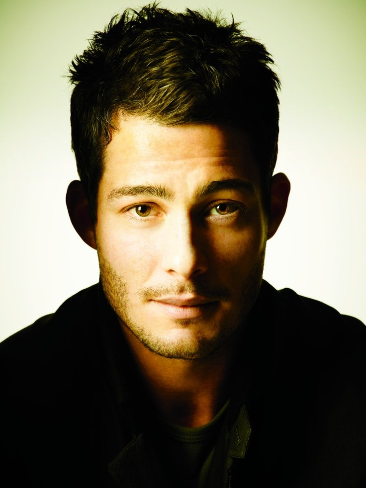 Brian Hallisay (Kyle from the Client List) Love that show!