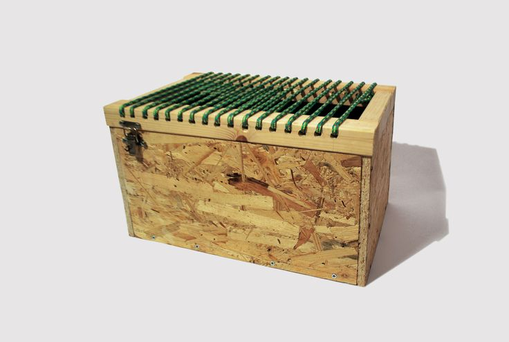 sGabella - your portable bench www.0lab.it