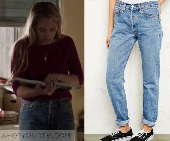 Girls: Season 5 Episode 4 Jessa's High Waisted Jeans