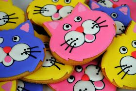 """Little Big Company   The Blog: """"A Kitty Cat Themed Party by Whimsy Farm Parties"""