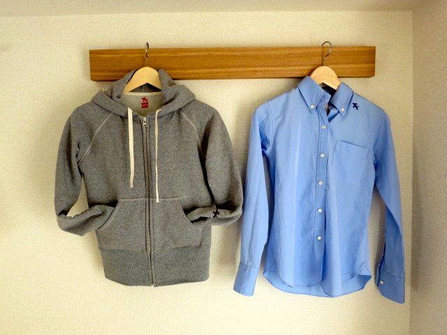 着心地のいいスウェットや シャツ オトナの普段着をご紹介