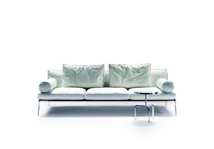 FLEXFORM HAPPY #sofa designed by Antonio Citterio
