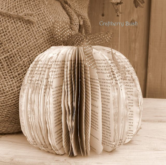 Craftberry Bush: Fall in love with Fall....