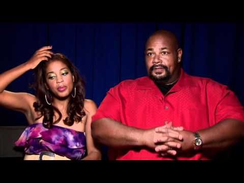 The Cleveland Show - Reagan Gomez and Kevin Michael Richardson