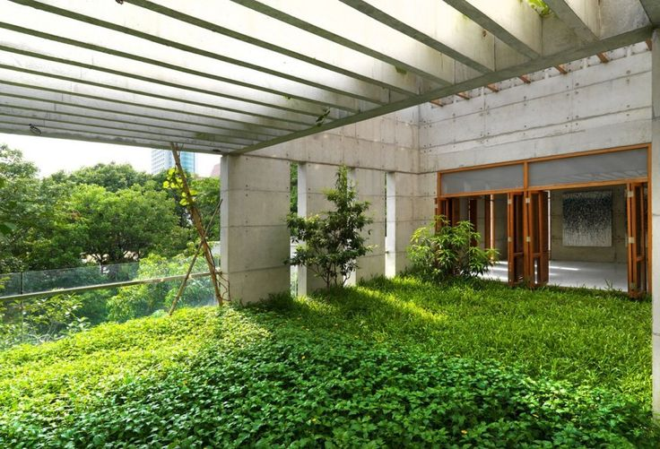 S.A Residence / Shatotto