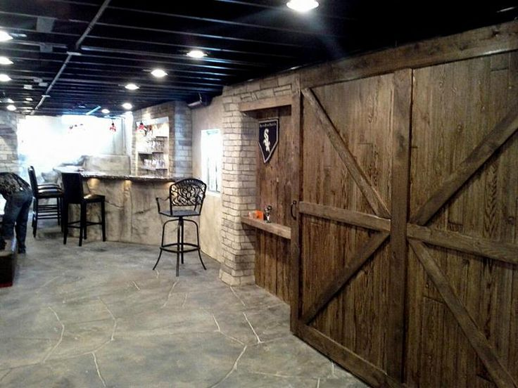 14 best images about custom design basements bars on