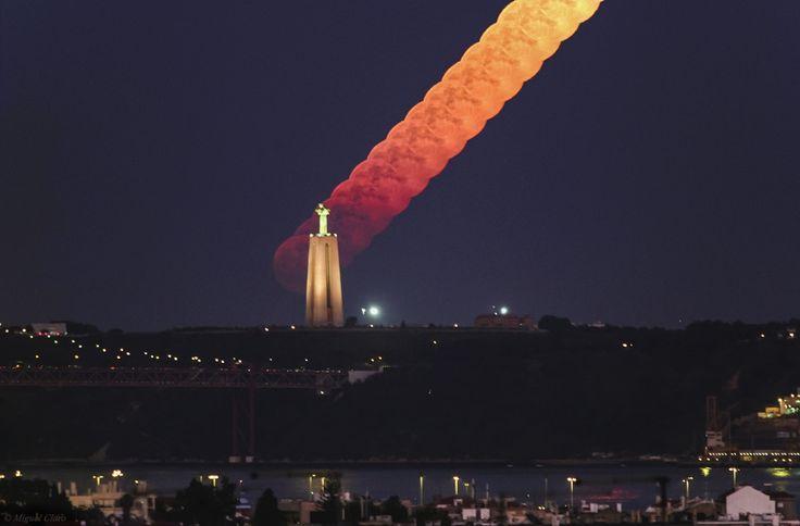 Lune de fraise et de miel sur Lisbonne via Ciel des Hommes