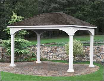 This Company Sells Pre Fabricated Ramadas Pavilions And