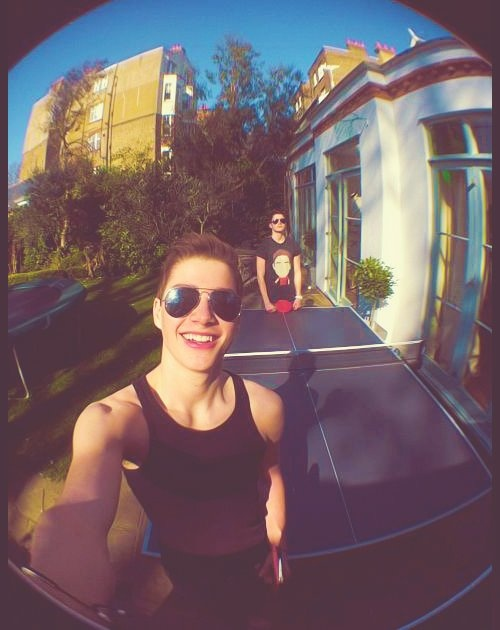 Jack and Finn Harries (:    my favorite twins in the entire world! (: (: