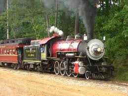 Texas State Railroad Palestine Depot