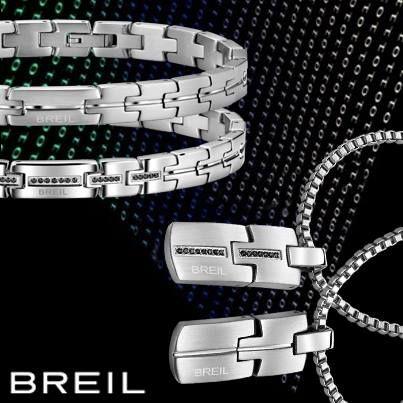 Collana e bracciale #Enclosure by #Breil