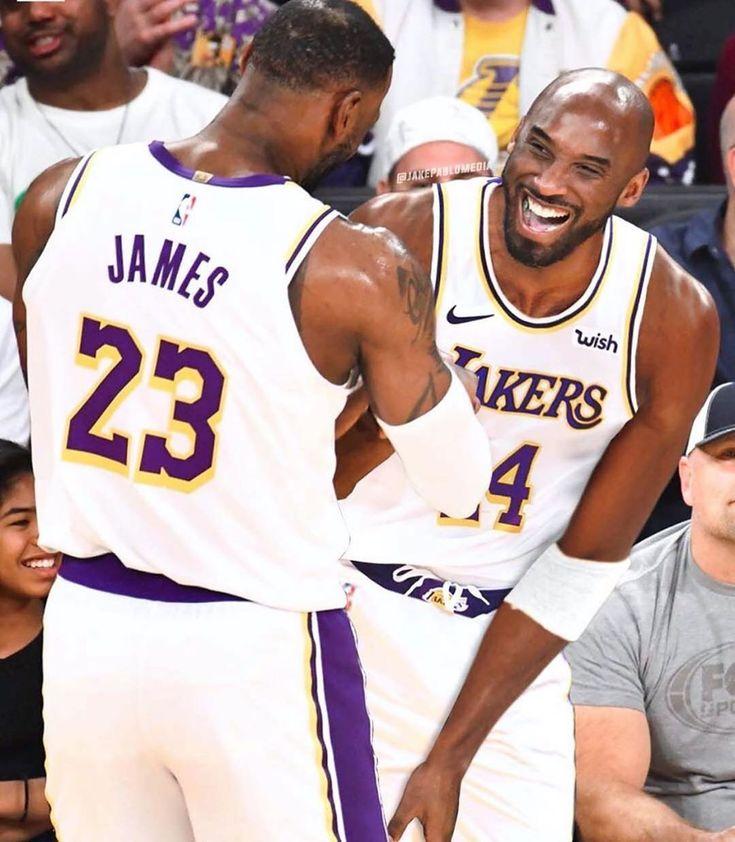 With prime Lebron and Healthy Kobe, Lakers is 82-0…. | Kobe lebron ...