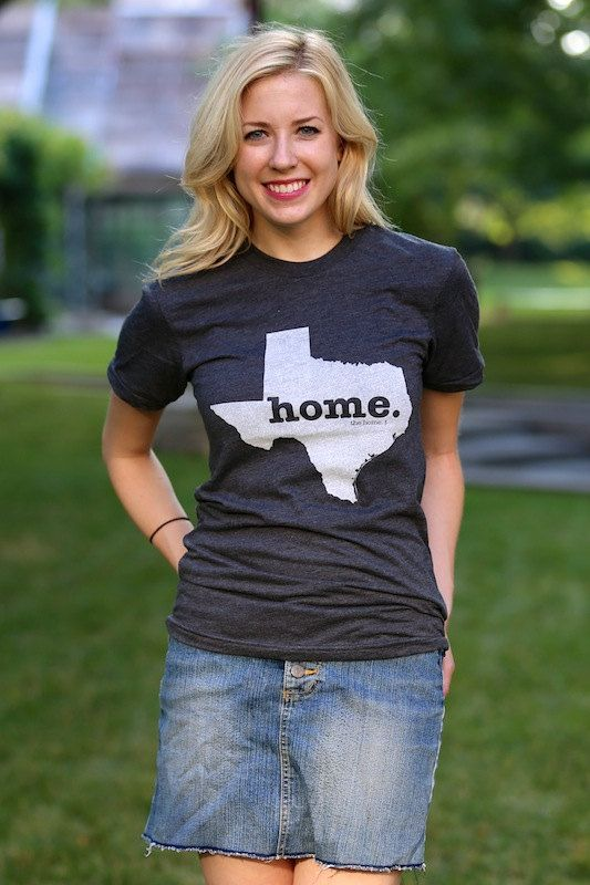 The Texas Home TShirt by TheHomeT on Etsy, $20.00
