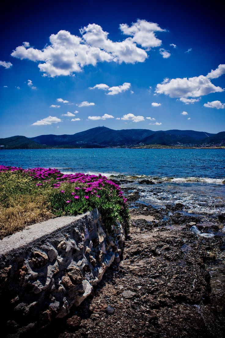 Porto Rafti, near Athens Greece.  I LIVE HERE