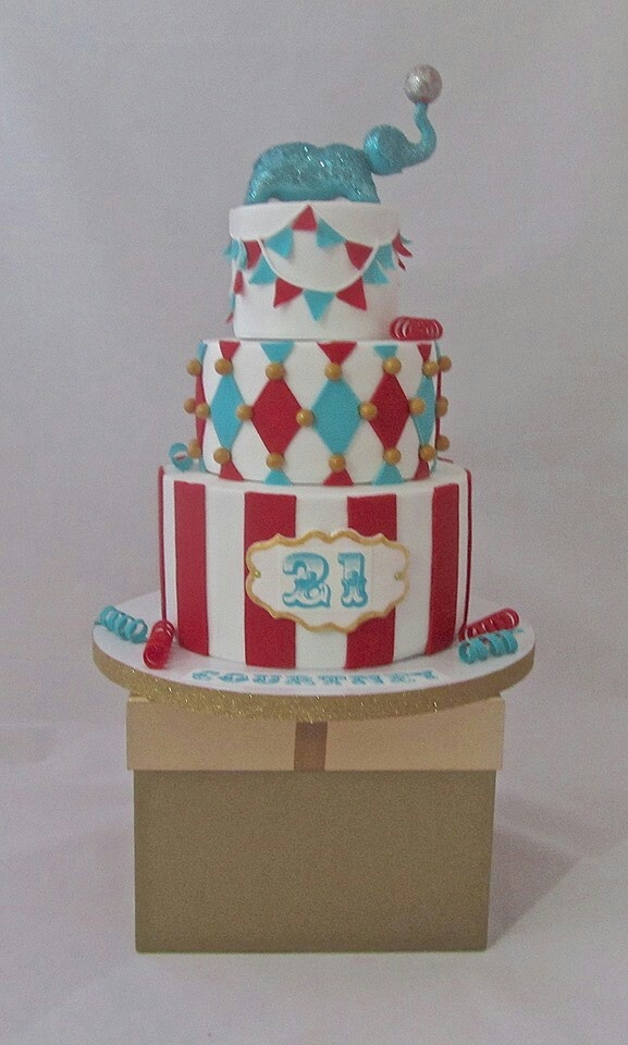 Dumbo St Birthday Cakes