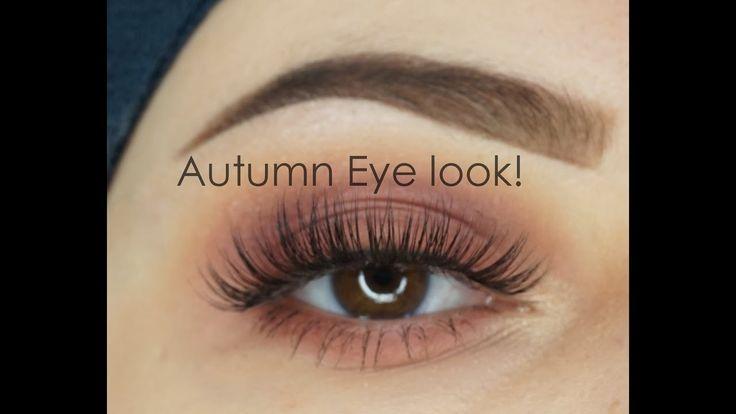 Autumn Fall Eyelook   Modern Renaissance Anastasia Beverly Hills   Makeupartistnajla - YouTube