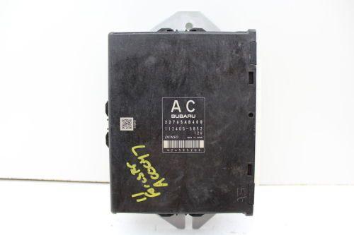 11 12 Forester 22765ab400 Computer Brain Engine Control Ecu Ecm Ebx Module L1215 #car #truck #parts #computer, #chip, #cruise #control #engine #computers #22765ab400