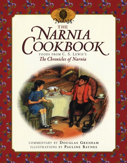 The Narnia Cookbook.  Learn how to make Turkish Delight and more!