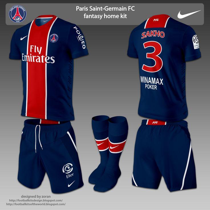 Full name: Paris Saint-Germain Football Club City: Paris League: Ligue 1 Stadium: Parc des Princes Founded: 1970 Shirt sponsor: Emirates, Po...