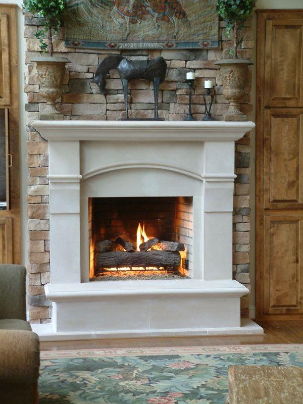 17 Beste Idee N Over Cast Stone Fireplace Op Pinterest Rustieke Vloeren En Stenen Open Haard