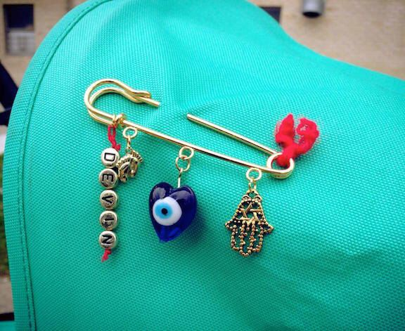11 best evil eye baby jewelry images on pinterest baby jewelry baby shower gift stroller pin baby gift personalized baby gift personalized gift negle Image collections