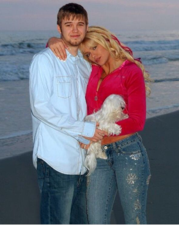 Anna Nicole Smith and son Daniel | Celebrities and their ...