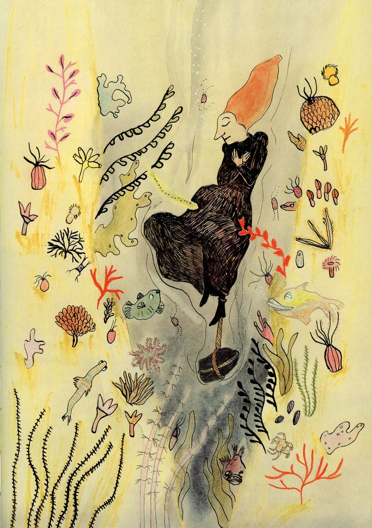 Kitty Crowther, Annie du lac