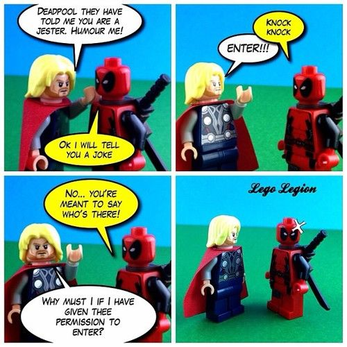 how to get deadpool in lego marvel