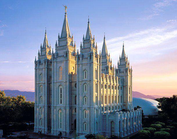 Salt Lake templom, Utah