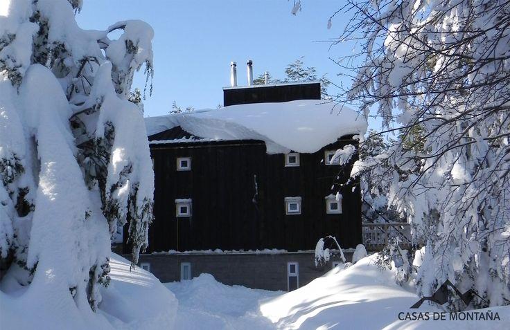 Refugio Castillo una de nuestras primeras creaciones en la montaña.