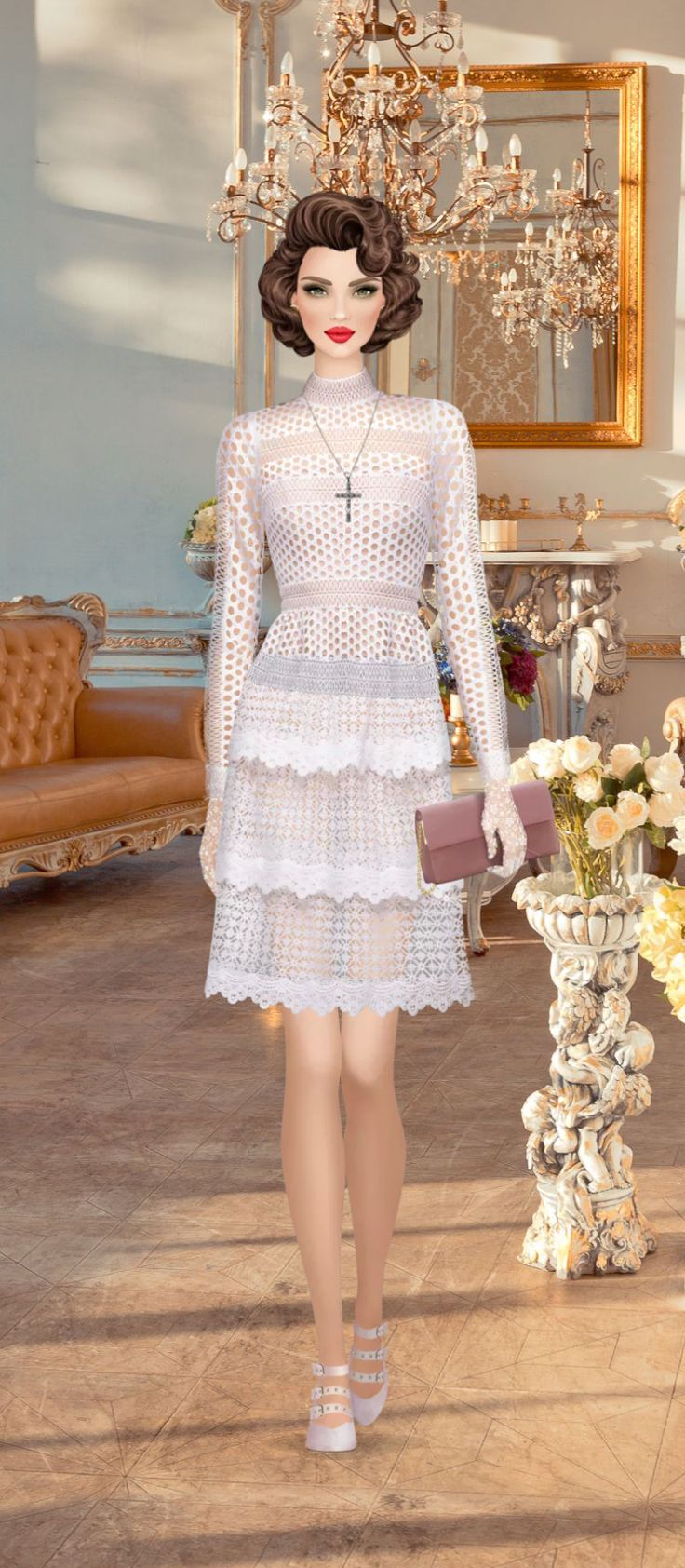 Spotted: France in 1791 | Covet fashion Game | Fashion ...