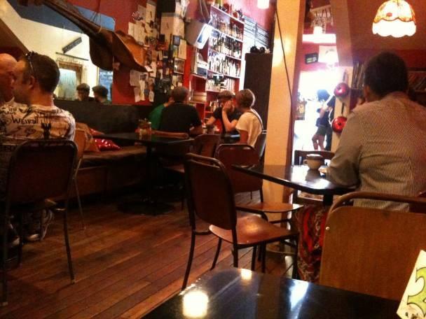 Revel Cafe - (K'Rd, CBD)