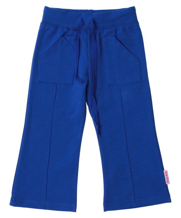 Baba Babywear cool blue pocket pants. baba-babywear.en.emilea.be