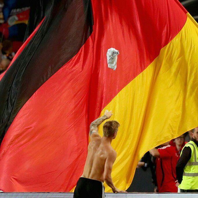 Toni Kroos - #diemannschaft