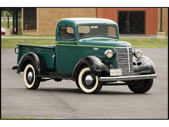 Photo Gallery - ClassicCars.com- 1938 chevrolet 1/2 ton ...