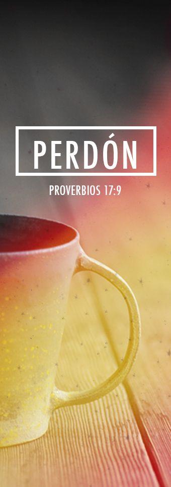 Proverbios 17:9 El que perdona la ofensa cultiva el amor; el que insiste en la ofensa divide a los amigos. #Dios #palabras #vida #amor #Biblia