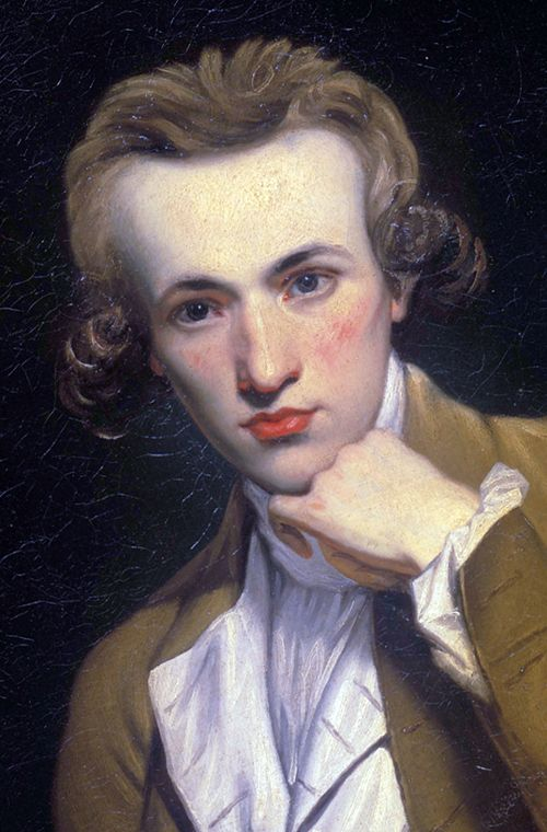 Tragic Selfie William Doughty Possibly C 1775 1757