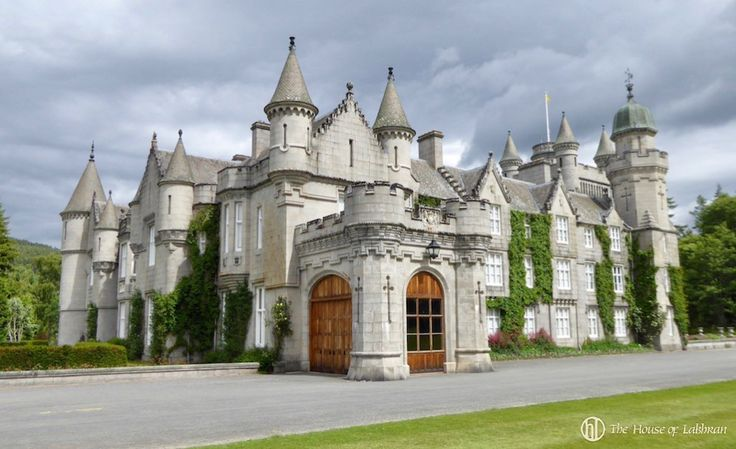 Balmoral Highlanders Uniforms - Balmoral Castle Scotland