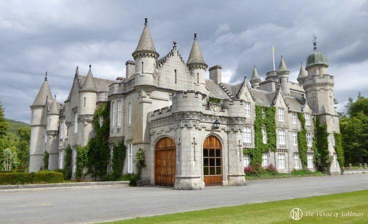 Balmoral Highlanders Uniforms - Balmoral Castle Scotland