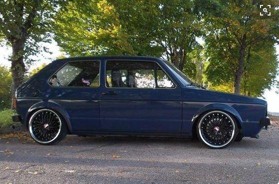 VW Golf 1