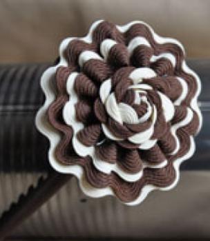 flor doble piquillo