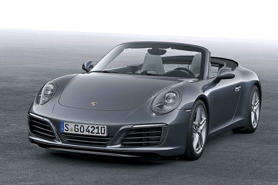 Porsche 911 (IAA 2015): Vorstellung, technische Daten und Preis - autobild.de